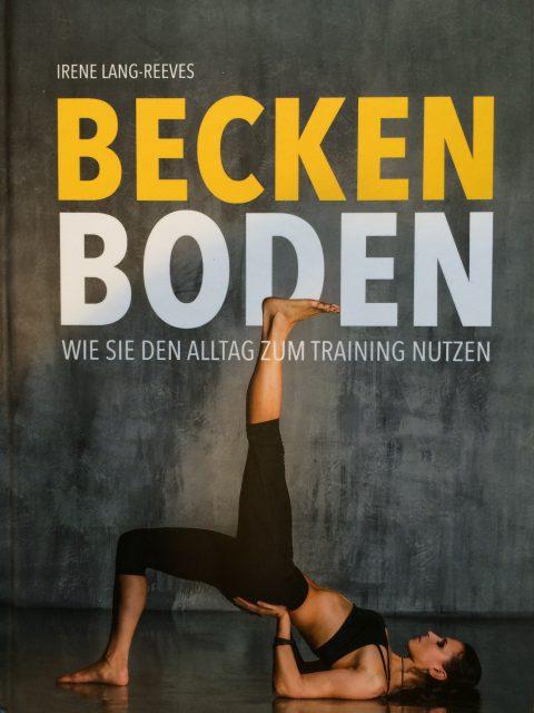 Buch-Cover von Beckenboden – wie Sie den Alltag zum Training nutzen