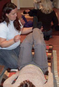 Einzeltherapie für den Beckenboden – angeleitet