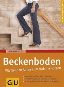 Buch-Cover der Originalausgabe von Beckenboden – wie Sie den Alltag zum Training nutzen