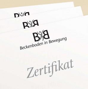 Zertifikat-Insert