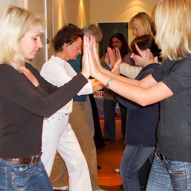 Besser bewegen mit aktivem Beckenboden