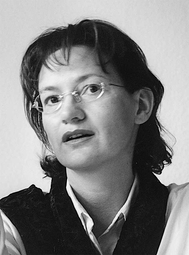 Irene Lang-Reeves bietet auch Körperpsychotherapie an