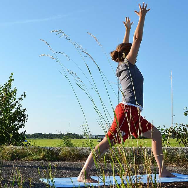 Symbolbild für Kurse im Yoga-Zentrum Gauting
