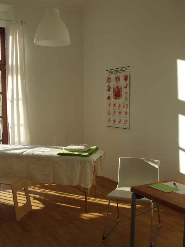 Heilpraxis - der Raum in München