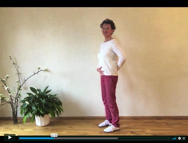 Übungsvideos zum Mitmachen