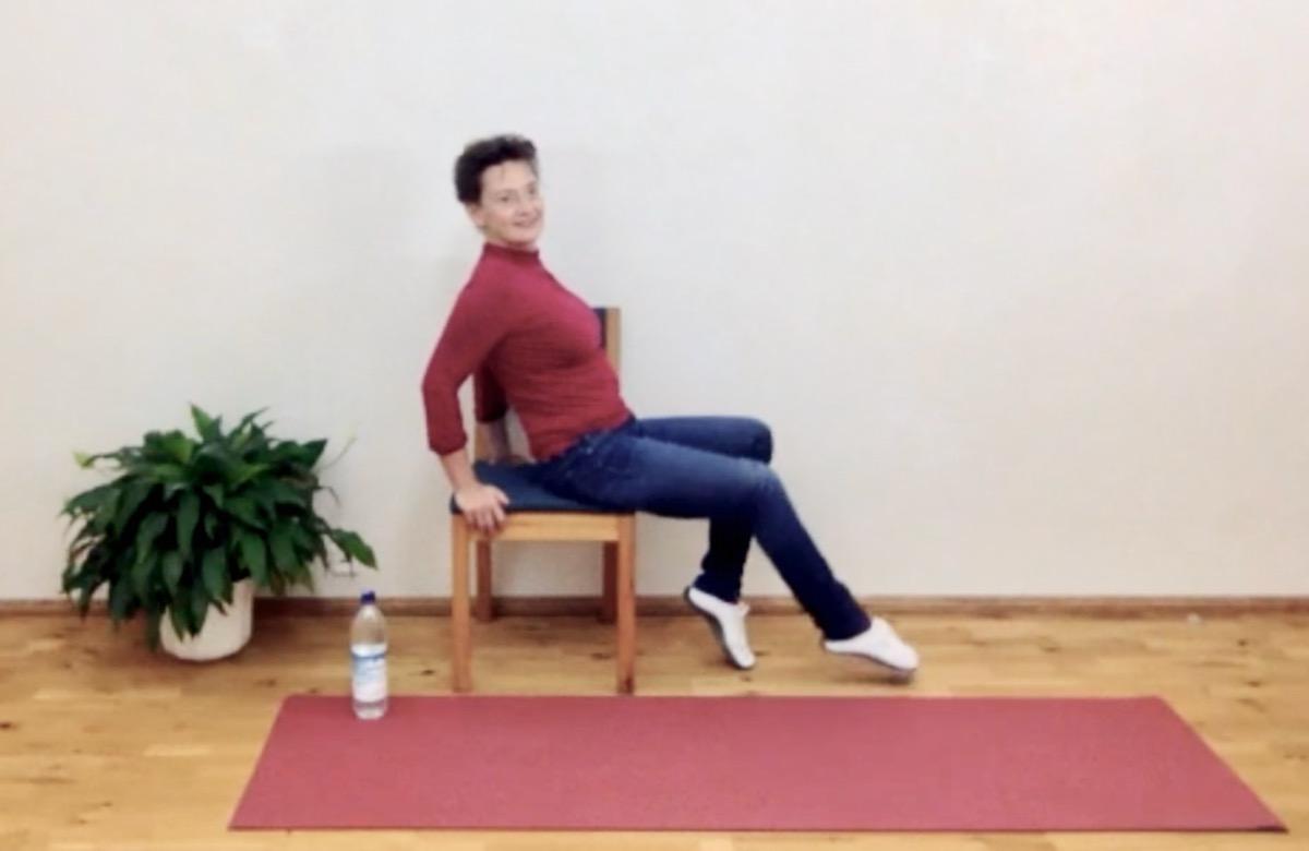 Foto aus einer Übungsstunde